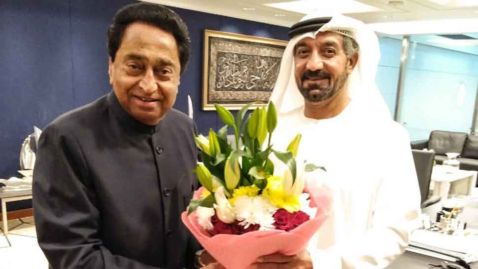 cm-kamal-nath-meets-emirates-airlines-chairman-hh-